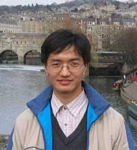 Dr Xiang-tao Wang. Postdoctoral Research Assistant - xwang