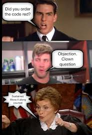 Objection Meme - lawyer memes home facebook