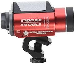 streamlight firefighter helmet light streamlight 69157 vantage tactical helmet light with white led red