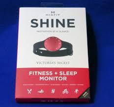 victoria u0027s secret misfit shine fitness sleep monitor activity