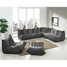 Sleeper Sofa Sectional With Chaise Extraordinary Light Grey Sectional Simple Gray Leather Right
