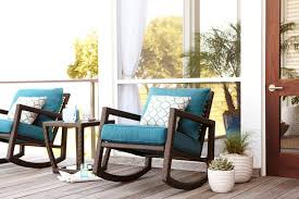 Allen Roth Patio Set Allen Roth Lawley Conversation Chair Rocking Chairs Patio And