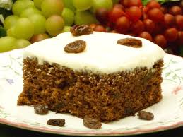 applesauce raisin cake recipe