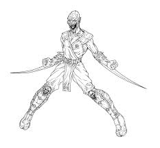 drawn scorpion coloring page pencil and in color drawn scorpion