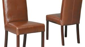 Leather Parson Dining Chairs Leather Parsons Dining Chair Chairs Foter Salevbags