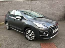 second hand peugeot for sale used peugeot 3008 for sale in warwickshire carsnip com