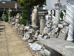 cast garden ornaments centre essex uk garden