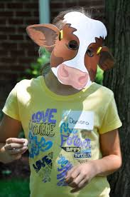 craft spotlight farm animal masks roylco