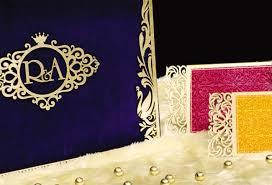 and in wedding card blue bell wedding card designer invitation card by vwi new delhi