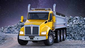 kenworth truck builder kenworth offers tips for spec u0027ing the right dump truck for your fleet