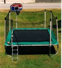 Safest Trampoline For Backyard by Backyard Trampolines