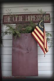 473 best primitive americana images on pinterest american flag