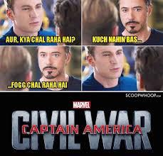 Civil War Meme - these hilarious captain america civil war memes reveal why the war