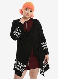 plus size nightmare before clothing topic