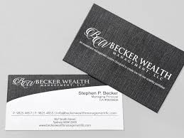 Embossed Business Cards Sydney Cheap Business Cards Printing Online In Sydney Australia