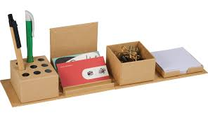 Customized Desk Accessories Unique Stationery Gift With Logo Customization Multi Function
