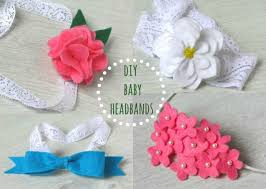 baby headband diy diy baby headbands home abroad
