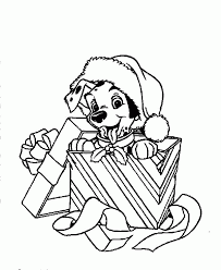 dalmatians coloring pages 101 dalmations christmas coloring pages