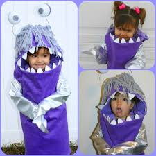 Lil Monster Halloween Costume by Monsters Inc And Boo I Gotta Try That