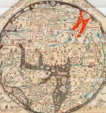 Map Ca Medieval Maps Lisa Deam