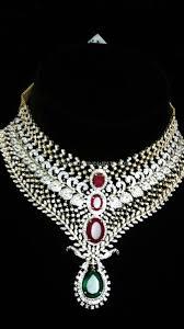 diamonds necklace photos images Big diamond choker necklace designs choker and diamond jpg