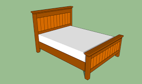 How To Make A Building Plan Free by How To Build A Queen Size Bed Frame Howtospecialist How To