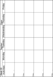 student planner templates homeschool lesson planner pages