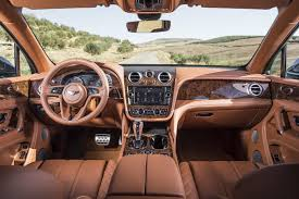 bentley 2017 interior bentley can u0027t make enough bentaygas to meet the demand