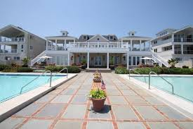 dewey beach vacation rental ocean block town home with two pools