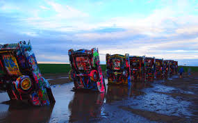cadillac ranch carolina cadillac ranch
