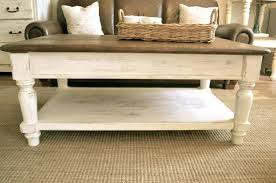 Country Coffee Table Farmhouse Coffee Table Electricnest Info