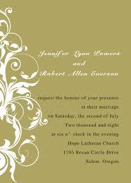 affordable pocket wedding invitations neutral color vintage damask affordable pocket wedding invitation