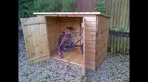 Backyard Storage Solutions Bike Storage Solutions Outdoor 60