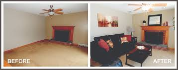 staging tricks for using furniture to sell your home coldwell