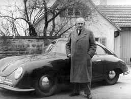 ferdinand porsche ferdinandas porsche u2013 žmogus pakeitęs automobilizmo istoriją