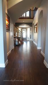 Laminate Flooring Shaw Shaw Floors Petrified Hickory 6x36 Porcelain Tile In The Color