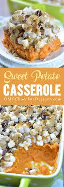 sweet potato casserole recipe omg chocolate desserts