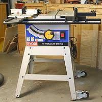 Ryobi 10 Inch Portable Table Saw Ryobi Bt3100 Woodworking Tool Review Newwoodworker Com Llc