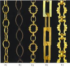 decorative chains for chandeliers chandelier designs