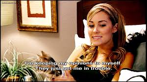 Lauren Conrad Meme - what you can learn from watching reality t v her cus