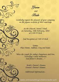 indian wedding invitation wording sle of wedding invitation card design the 25 best indian