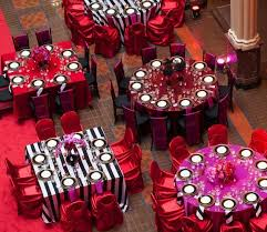 table and chair rentals mn black white stripe tablecloth hot pink and decor chair
