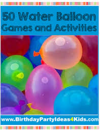 Challenge Water Balloon Water Balloon