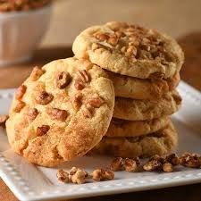 pecan snickerdoodle cookies 12 cookie gift tin family favorites