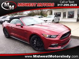 mustang of indianapolis used ford mustang for sale indianapolis in cargurus