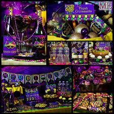 mardi gras party favors mardi gras party kit metro events party supplies online store