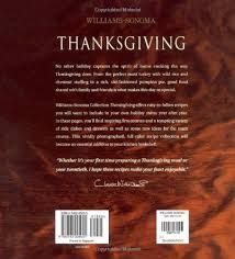 williams sonoma collection thanksgiving michael mclaughlin