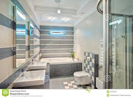 Bad Grau Ideen Badezimmer Grau Mit Mosaik Blau Ideens