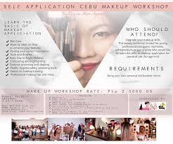 makeup classes ta cebu city makeup class rizza mae aganap professional makeup