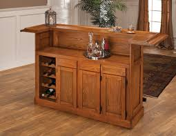 Buy Hillsdale Classic Oak Large Home Bar On Sale Online Family
